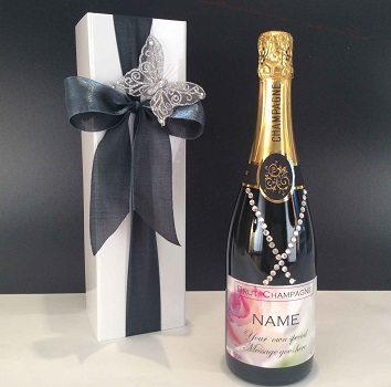 Personalised-Champagne-Gift-with-crystal-Gems