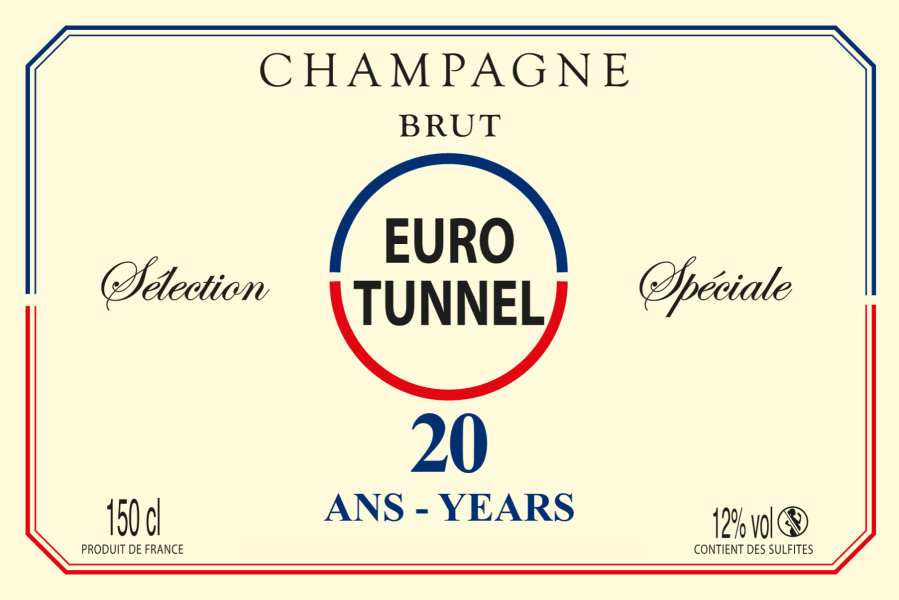Eurotunnel Magnum