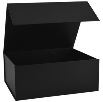 """Black"" Box Hamper  - Large (6 -10 Gifts Approx)"