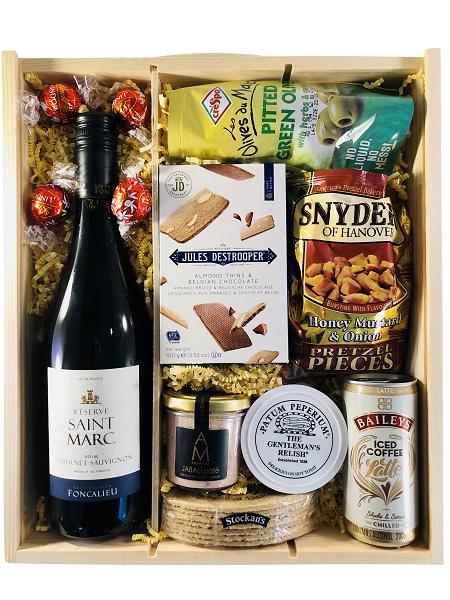 """Gourmet Indulgence Hamper""  - A Luxury Selection Of Stunning..."