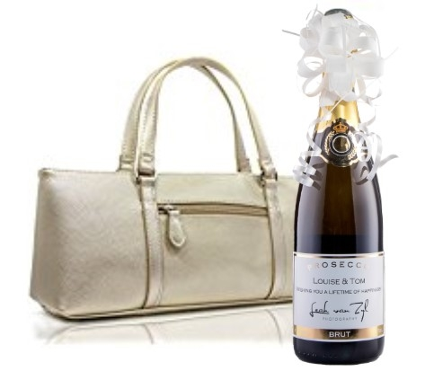"""Ascot"" Elegant Ladies Coolbag - Complete With Bottle Of..."