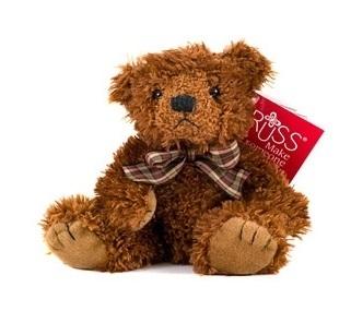 """Barlow"" The Teddy"