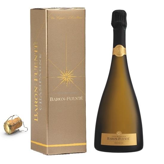 Premium Grand Cépage Meunier Champagne In Gift Box