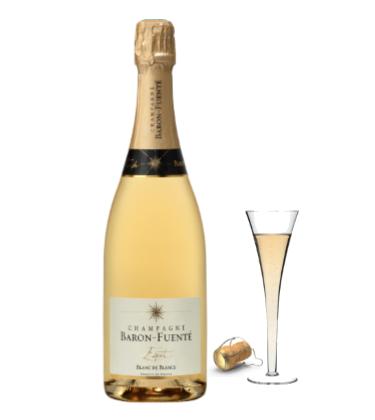 Personalised Champagne - Blanc De Blancs