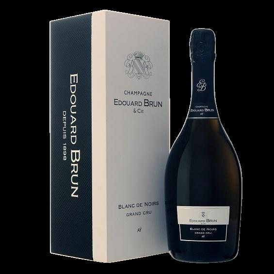 Champagne Edouard Brun Blanc De Noirs  - Grand Cru Ay