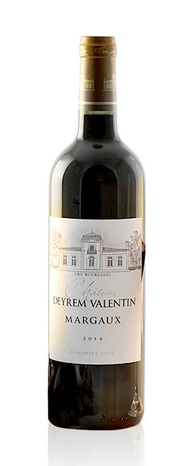 Fine Wine, Château Deyrem Valentin Margaux AOP