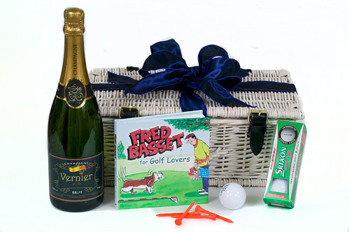 For Male Golfers - Champagne