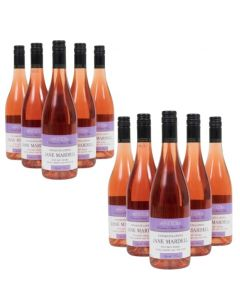 personalised-rosé-wine-12-bottles