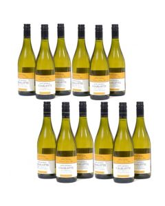 12-botles-personalised-white-wine