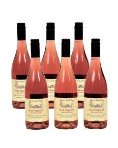 personalised-rosé-wine-6-bottles