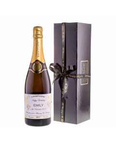 personalised-champagne-with-black-presentation-box