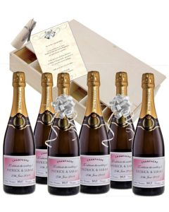 personalised-wedding-prosecco-Gift-of-6