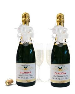 duo-personalised-christmas-champagne