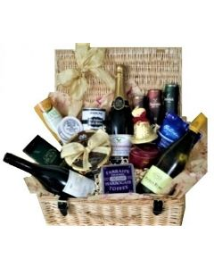 "The ""Farringdon"" Luxury Champagne Hamper"