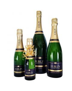 """La Collection Luxe"" - H.Blin Luxury Champagne Collection"