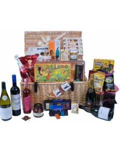 """Dear Chairman & Family"" - Deluxe Champagne Corporate Hamper"