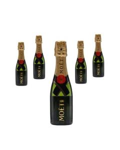 Personalised Miniature Moet & Chandon Champagne