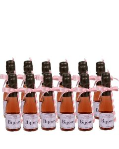 Miniature-rose-prosecco-beautifully-decorated