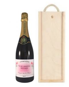 personalised-champagne-in-wooden-box