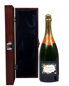 Personalised-Champagne-Magnum-Cambridge-wooden-Box