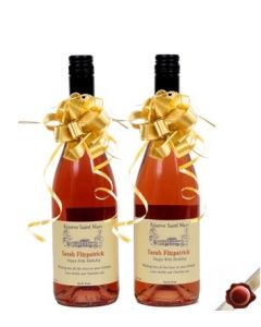 duo-of-personalised-rosé-wine-christmas