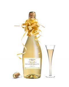 personalised-sparkling non-alcoholic-wine