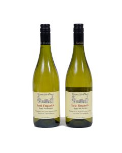 2 Bottles of Personalised Sauvignon Blanc - White Wine from South of France