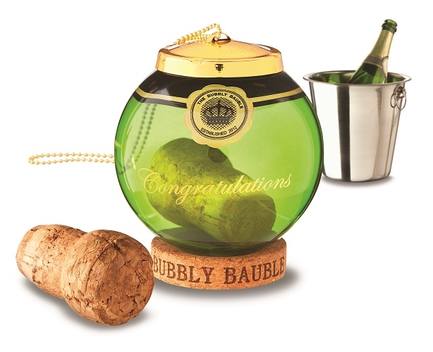 Bubbly Bauble - Green