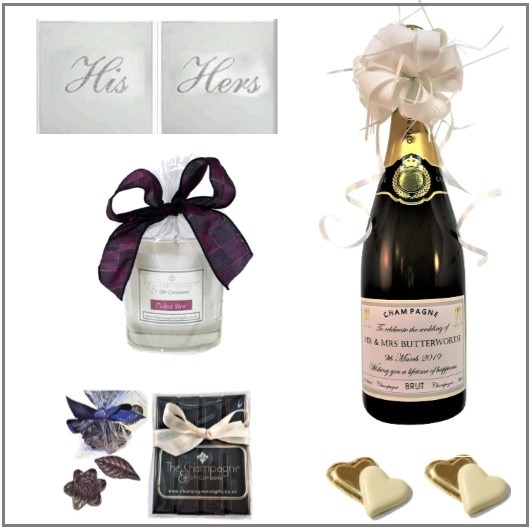 """His & Hers"" Personalised Hamper  - Build Your Own Hamper Starter Pack"