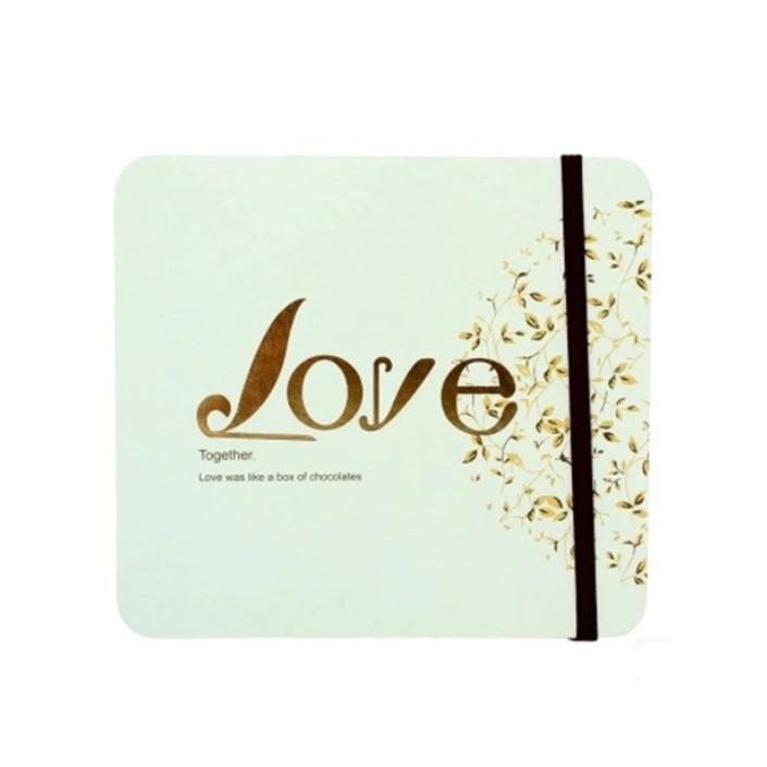 """""""Love """" Soft Green Journal Notebook"""