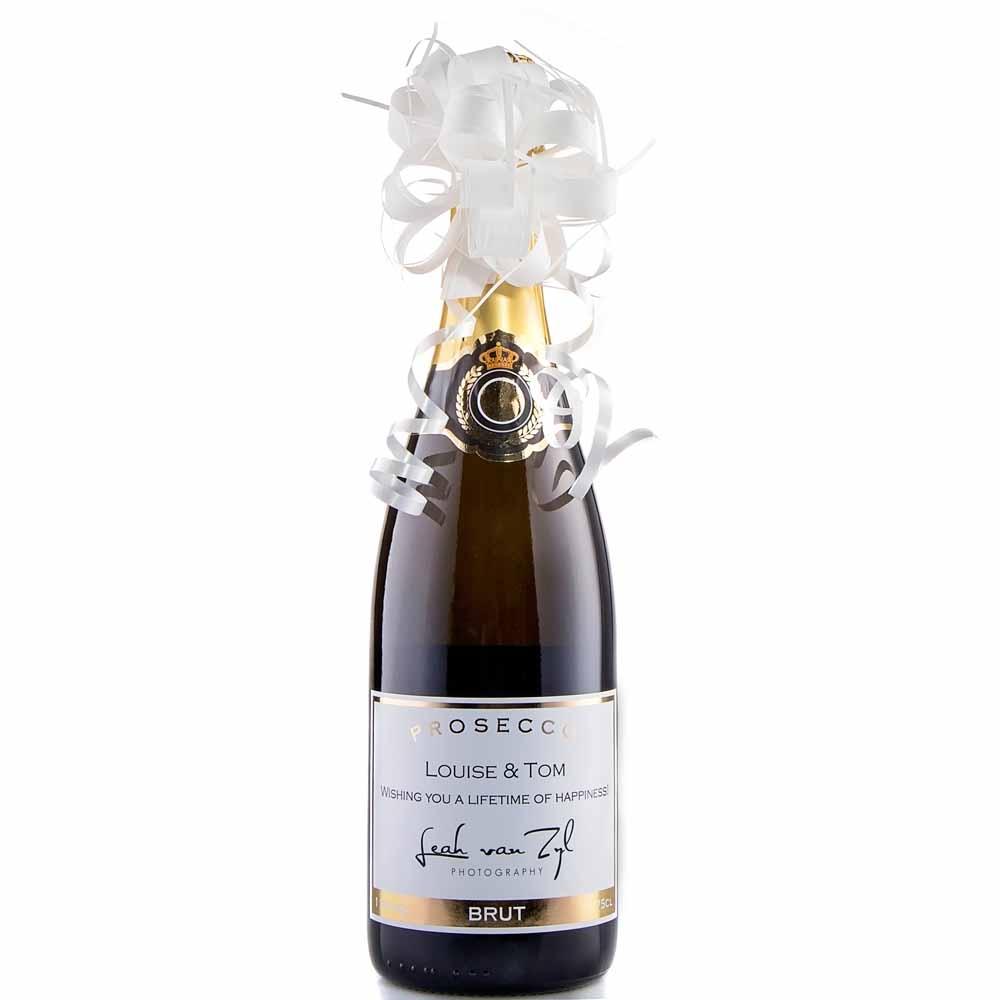 Signature Prestige Prosecco D.O.C. - Personalised Wedding Gift