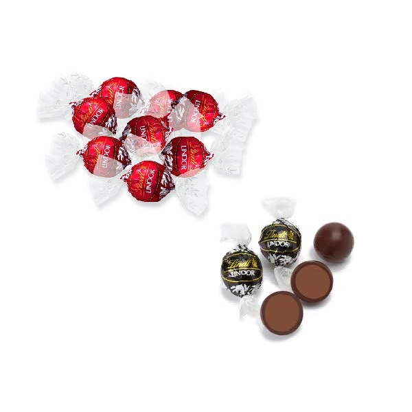 """Touch Of Taste""  Swiss Truffles -  Scattered Around Your Hamper"
