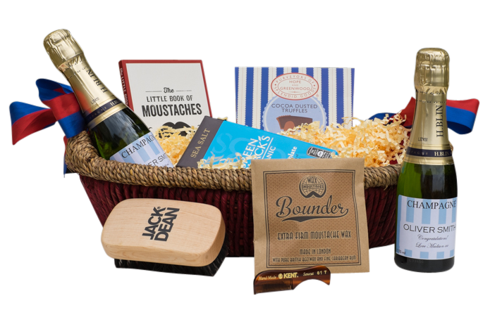 """""""Monty"""" - Luxury Champagne And Grooming Hamper"""