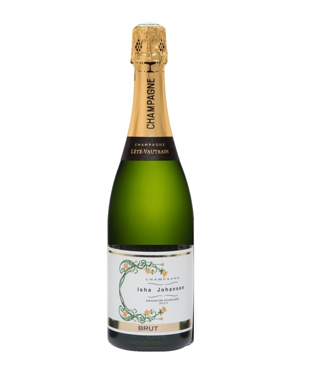 Personalised Champagne - Brut 204