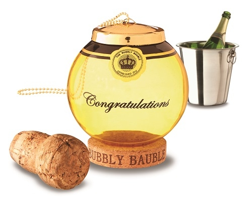 Bubbly Bauble - Gold