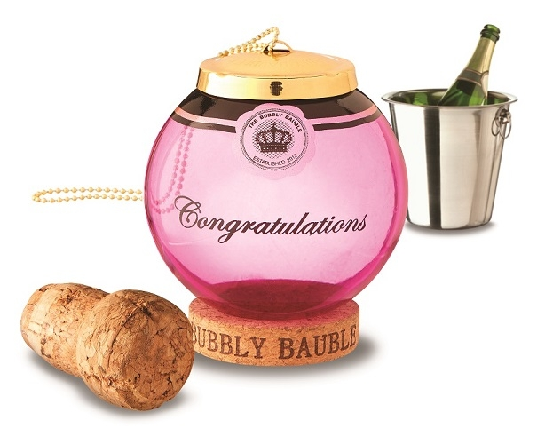 Bubbly Bauble - Pink