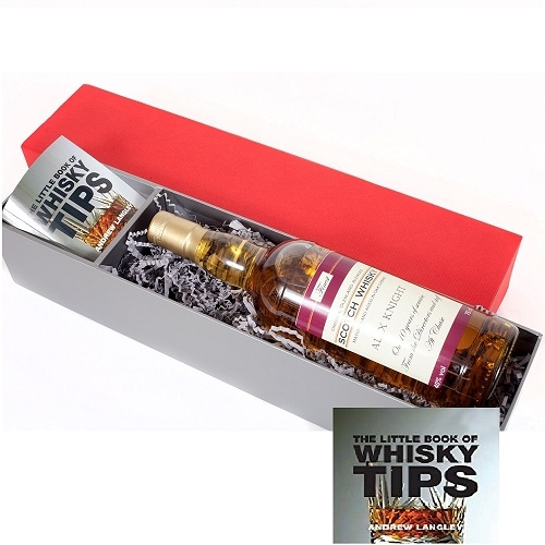 Personalised Blended Scotch Whisky Gift Set With The Little Book...