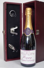 Duke-Personalsied-Champagne-Gift-Set-with-Champagne-Tools