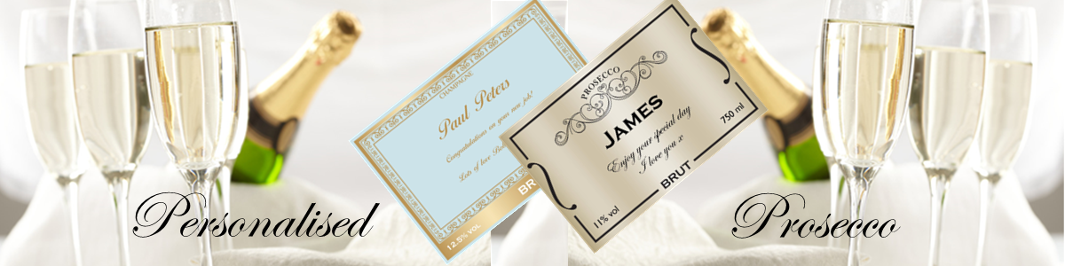 personalised-prosecco-banner