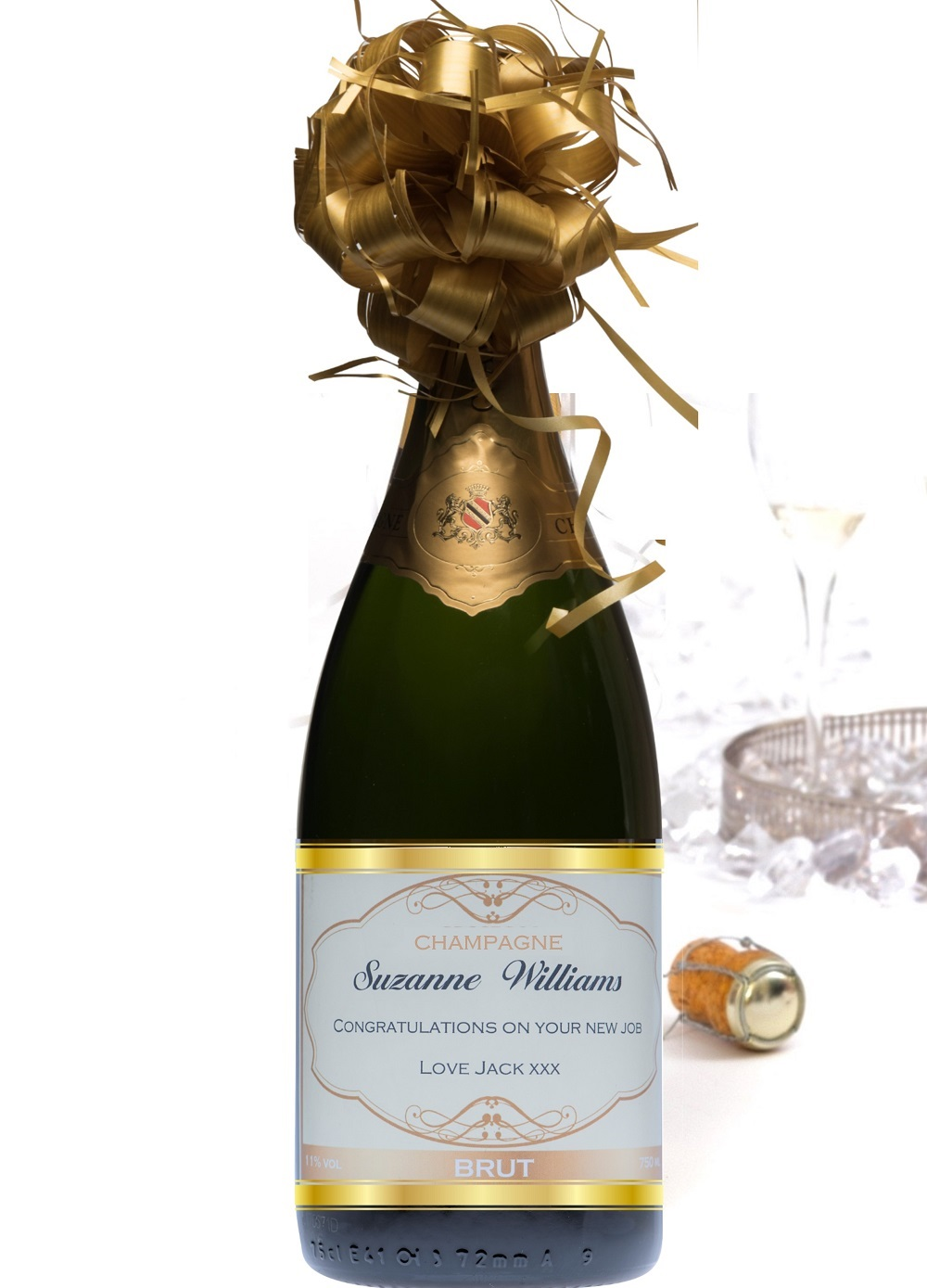 personalised-champagne-magnum-with-gold-bow