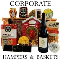 CORPORATE HAMPERS & BASKETS