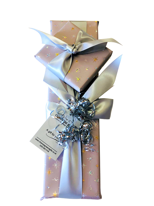 beautiful-gift-wrapping-champagne