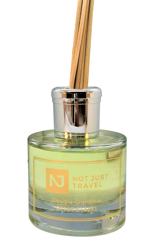 scented-branded diffuser