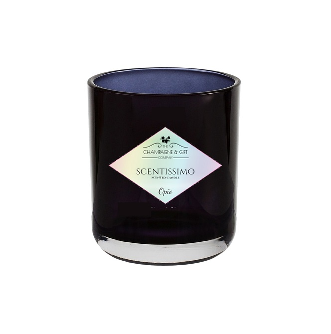 Branded-scented-candle-black-glass