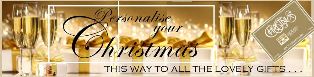 hPersonalised-christmas-champagne-banner