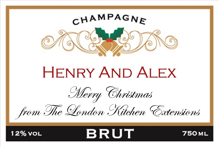 classic-personalised-christmas-champagne-label