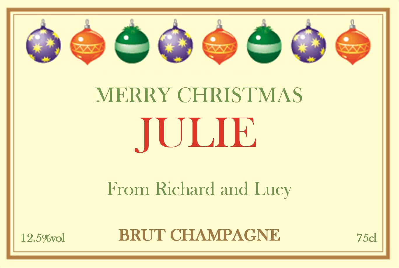 Merry-Christmas-Personalised-Champagne-Label