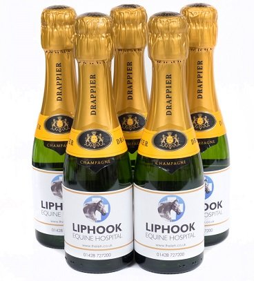 Miniature- Branded-champagne-ideal-for-events