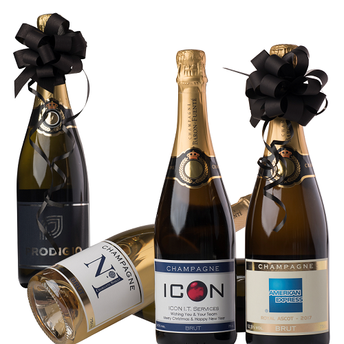Customised-champagne-for-business