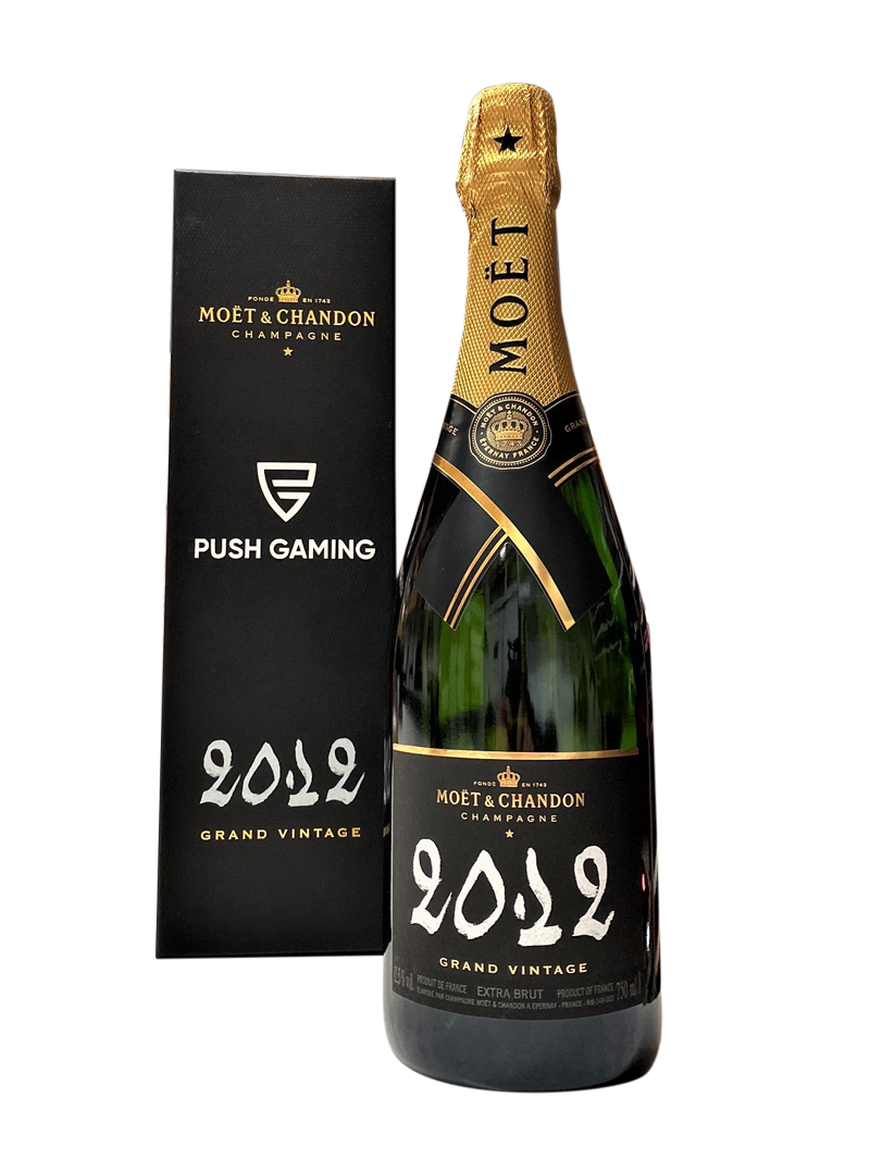 corporate-branded-champagne-box-moet-push-gaming